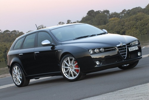 alfa romeo 159 m szaki adatai v ltozatok s gy rt si v. Black Bedroom Furniture Sets. Home Design Ideas