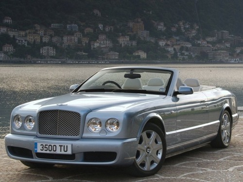 Bentley Azure/Continental Kabrió 1981 - 2009
