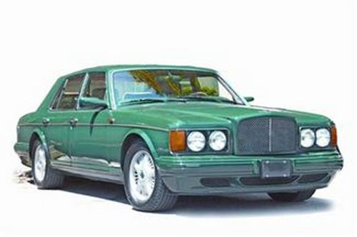 Bentley Brooklands Szedán 1977 - 1980