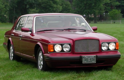 Bentley Brooklands Szedán 1992 - 1999