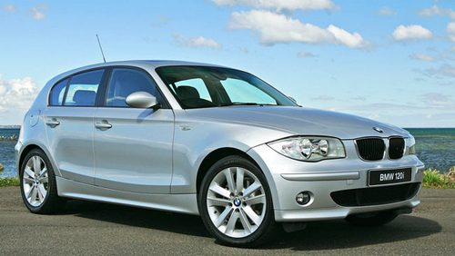 BMW 1-Series Hatchback 2004 - 2011