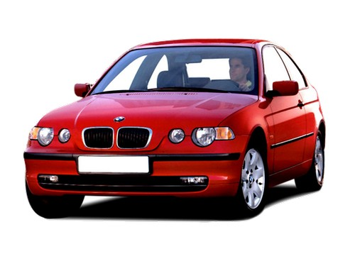 BMW 3-Series Compact 2001 - 2004