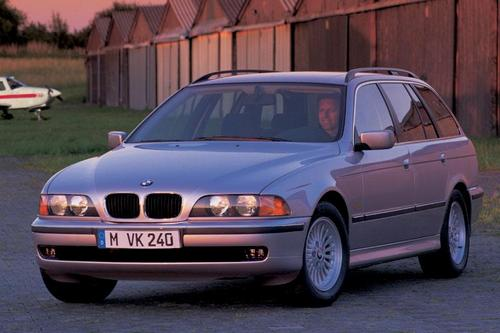 BMW 5-Series Touring 1997 - 2004