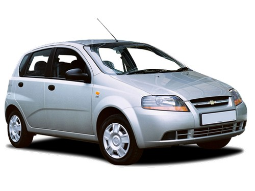 Chevrolet Kalos Hatchback 2005 - 2008