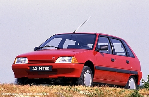 Citroen AX Hatchback 1987 - 1997