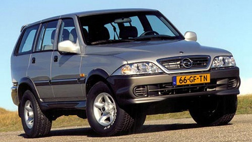 Daewoo Musso Crossover (Terepjáró) 1999 - 2002