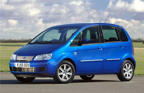 Fiat Idea Hatchback 2004 - 2007