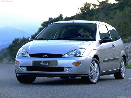 Ford Focus Hatchback 1998 - 2004