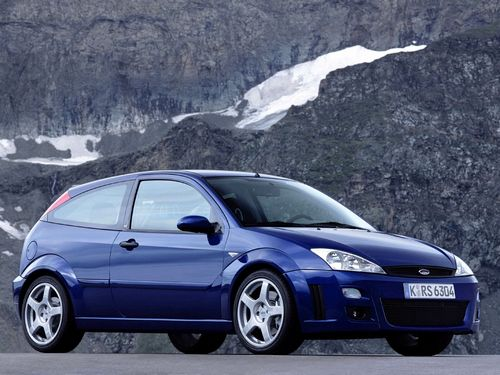 Ford Focus RS 2002 - 2003