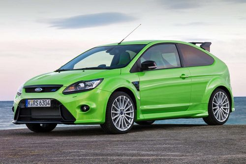 Ford Focus RS 2009 - 2010