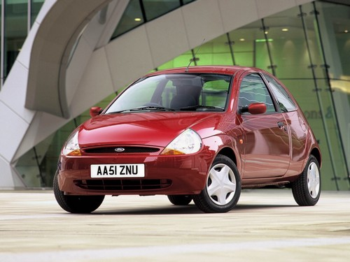 Ford Ka Hatchback 1996 - 2008