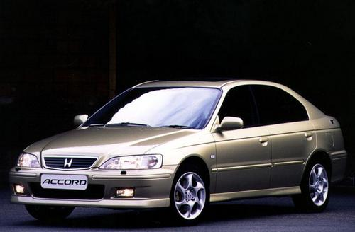 Honda Accord Hatchback 1999 - 2003