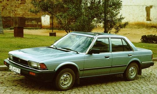 Honda Accord Szedán 1982 - 1993