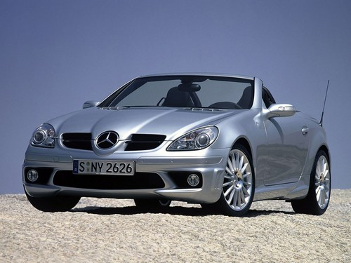 Mercedes-Benz SLK Roadster 2004 - 2011
