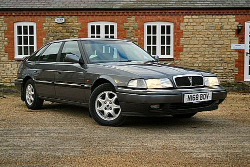 Rover 800 Fastback 1991 - 2000