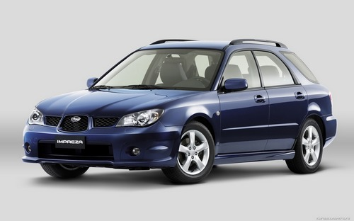 Subaru Impreza Sports Wagon 2005 - 2008